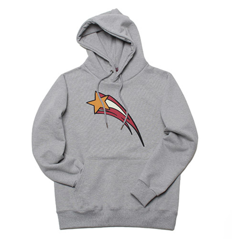 [GROSS INVENTORY] STARDUST HOODIE(GRAY)