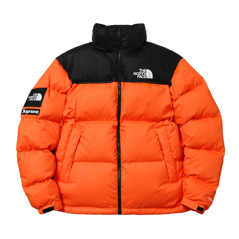 [SUPEREME] SUPREME X THE NORTH FACE NUPTSE JACKET (ORANGE)