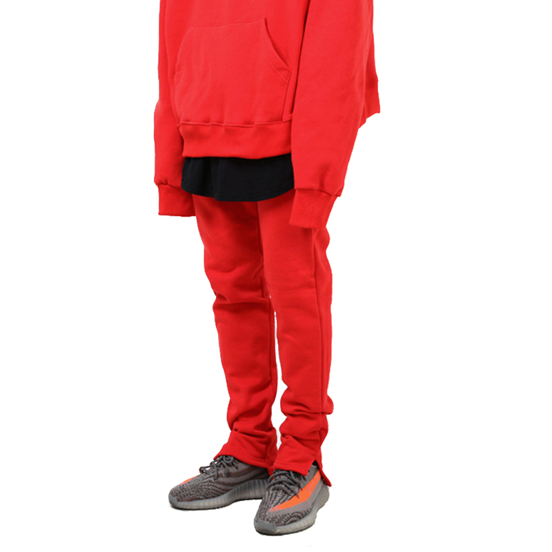 [XSACKY] SWEAT PANTS RED