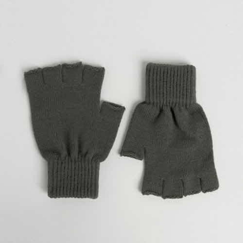[ASOS] FINGERLESS GLOVES IN GREY