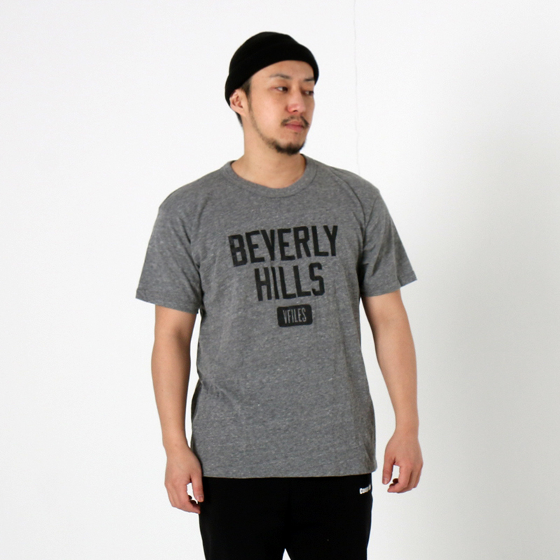 [$ SHOP SALE] [VFILES] BEVERLY HILLS T-SHIRT