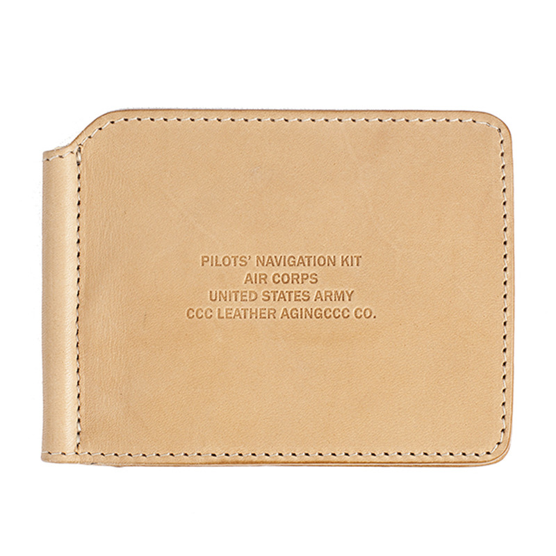 [AGINGCCC] MS. 42# P'N CLIP WALLET