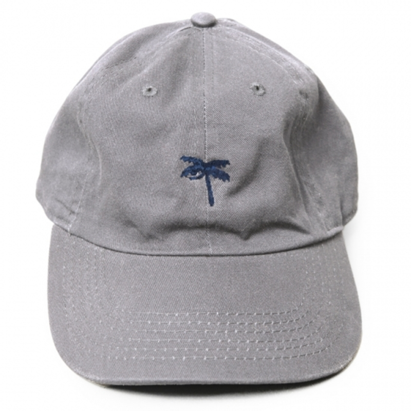 [$ SHOP SALE] [KANEZ] HORUS PARM POLO CAP GRAY