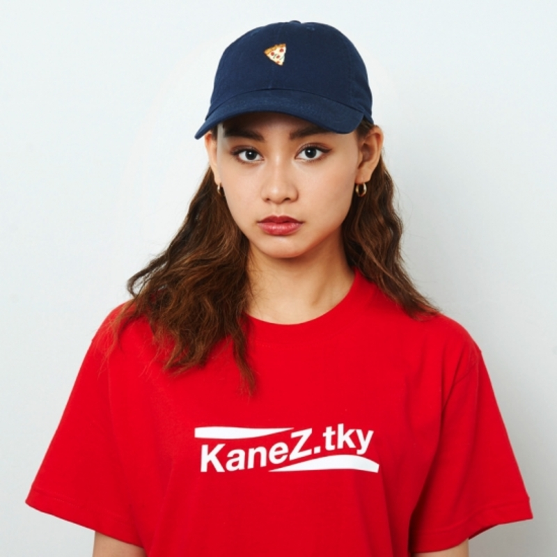[$ SHOP SALE] [KANEZ] PIZZA OF PROVIDENCE POLO CAP NAVY