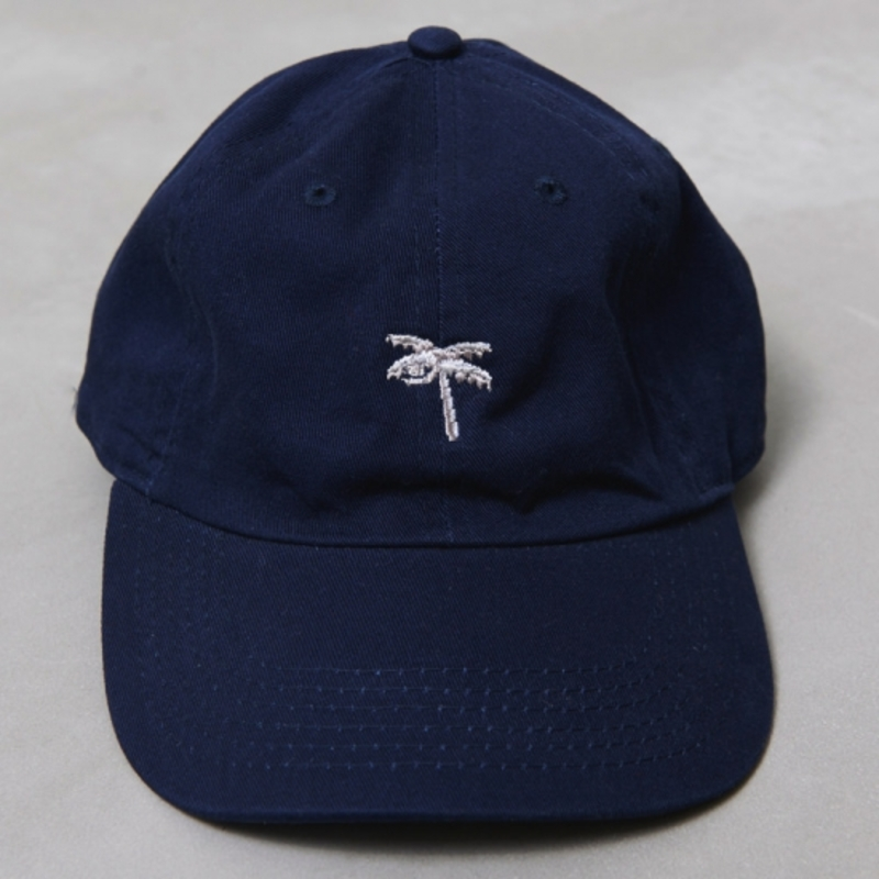 [$ SHOP SALE] [KANEZ] HORUS PARM POLO CAP NAVY