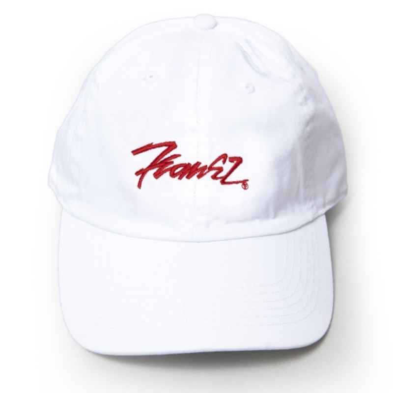 [$ SHOP SALE] [KANEZ] TAGGING LOGO CAP WHITE