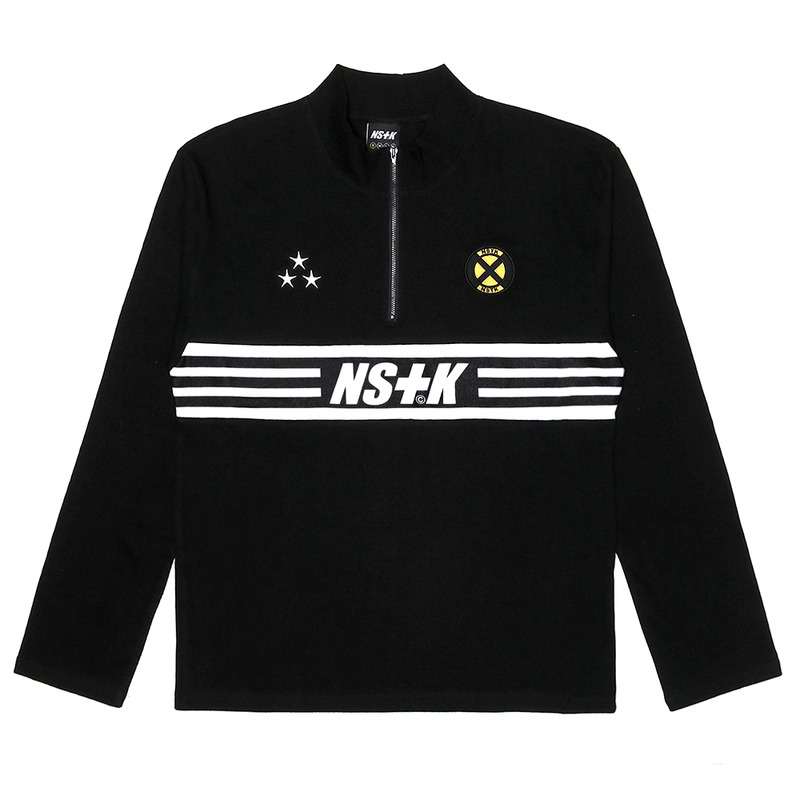 [NSTK] FANTASISTA LONG SLEEVE (BLK)