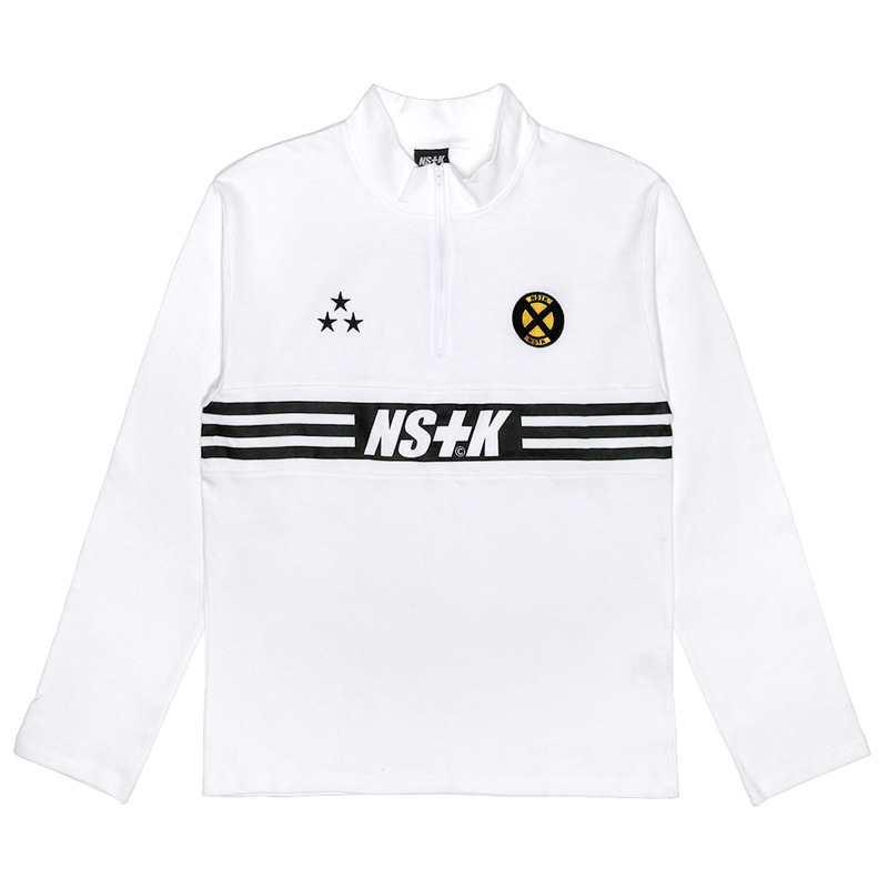 [NSTK] FANTASISTA LONG SLEEVE (WHT)
