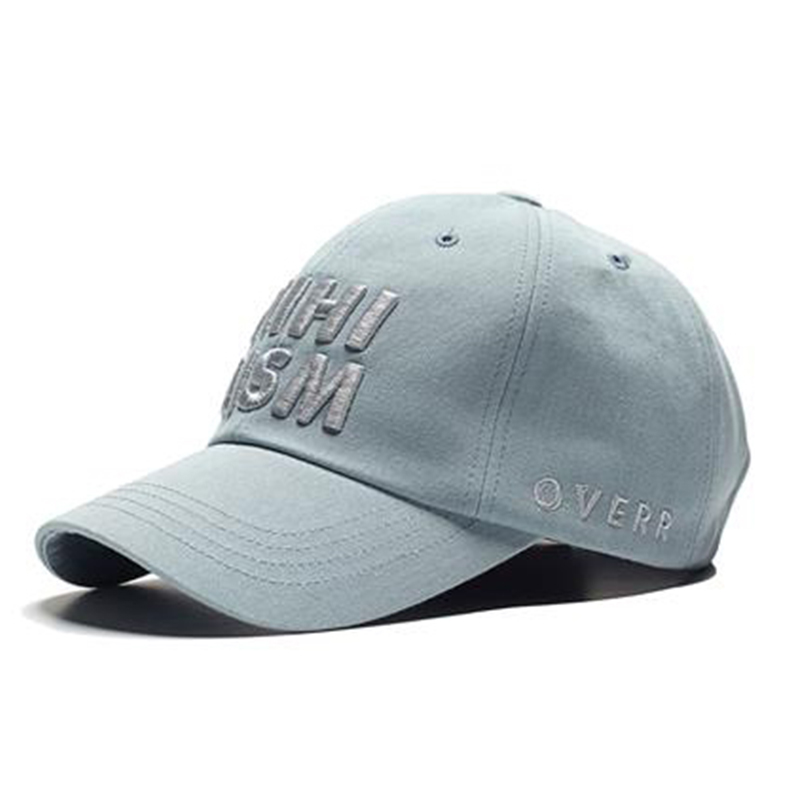 [OVERR] TOME.2 NIHILISM EMBO SKYBLUE BALLCAP