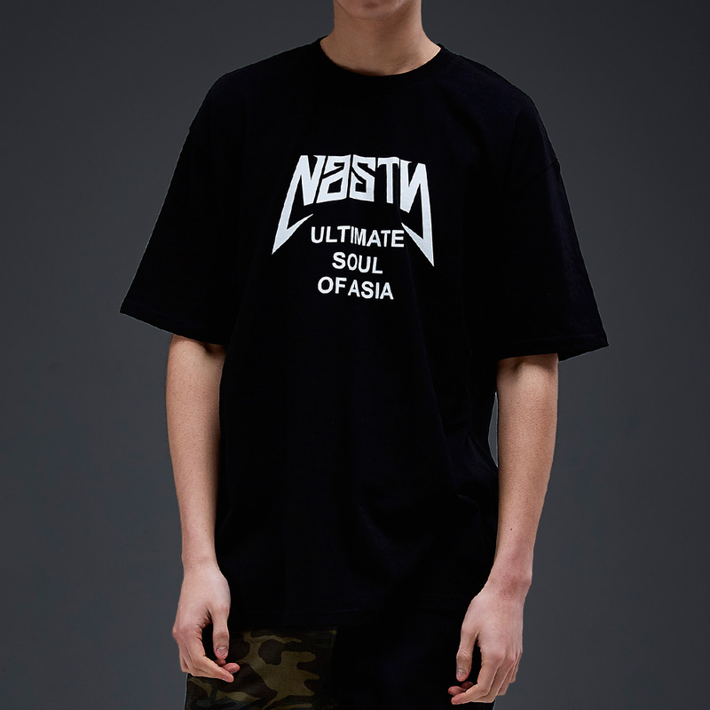 [NYPM] ULTIMATE TEE (BLK-WHT)