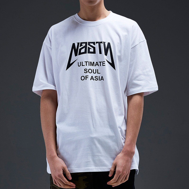 [NYPM] ULTIMATE TEE (WHT-BLK)