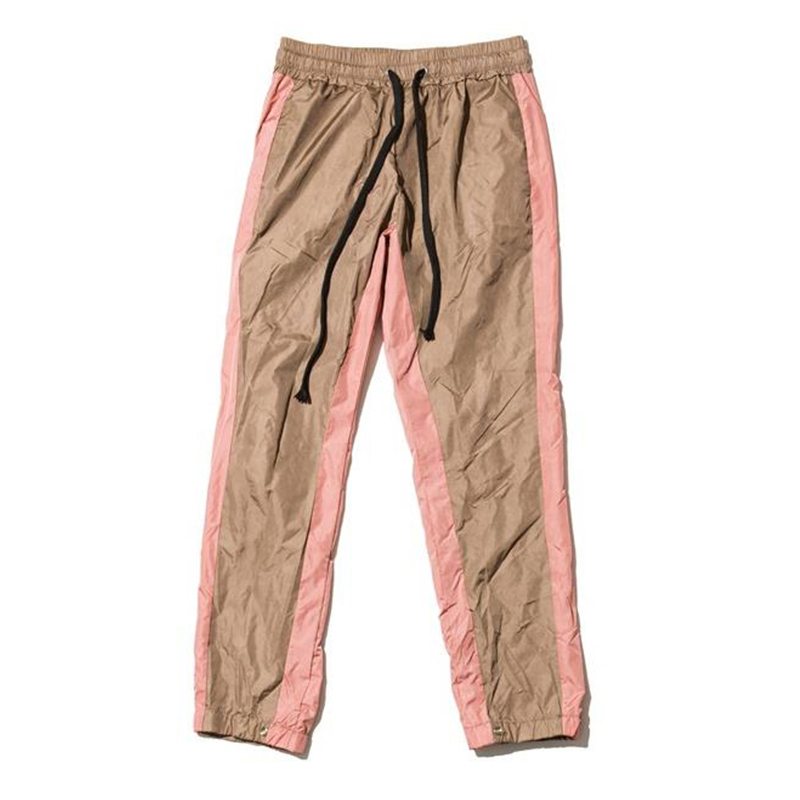 [OVERR] 17S/S COLOR SCHEME BROWN PANTS