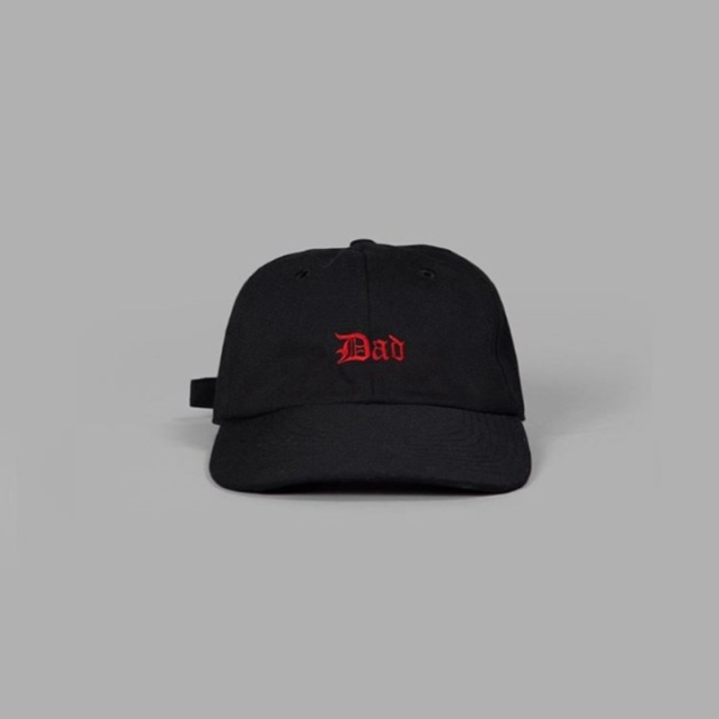 [$ SHOP SALE] [VETEMEMES] DAD CAP (BLACK)