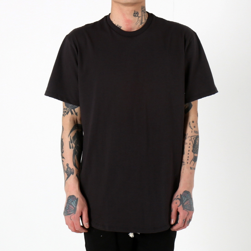 [$ SHOP SALE] [EPTM] SUPER HEAVY COTTON OG LONG TEE (BLACK)