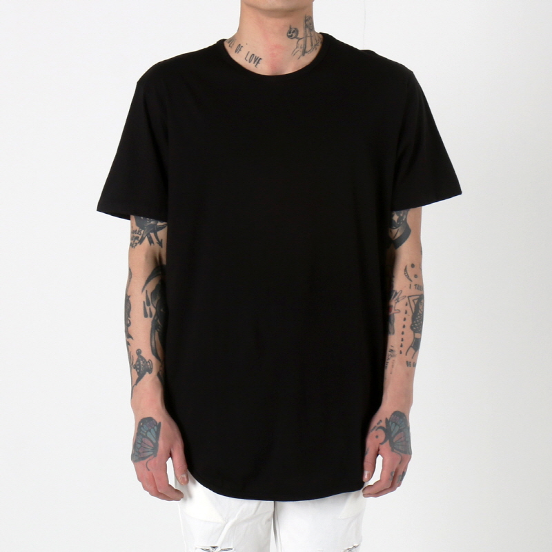 [1+1 EVENT] [$ SHOP SALE] [EPTM] OG LONG TEE (BLACK)