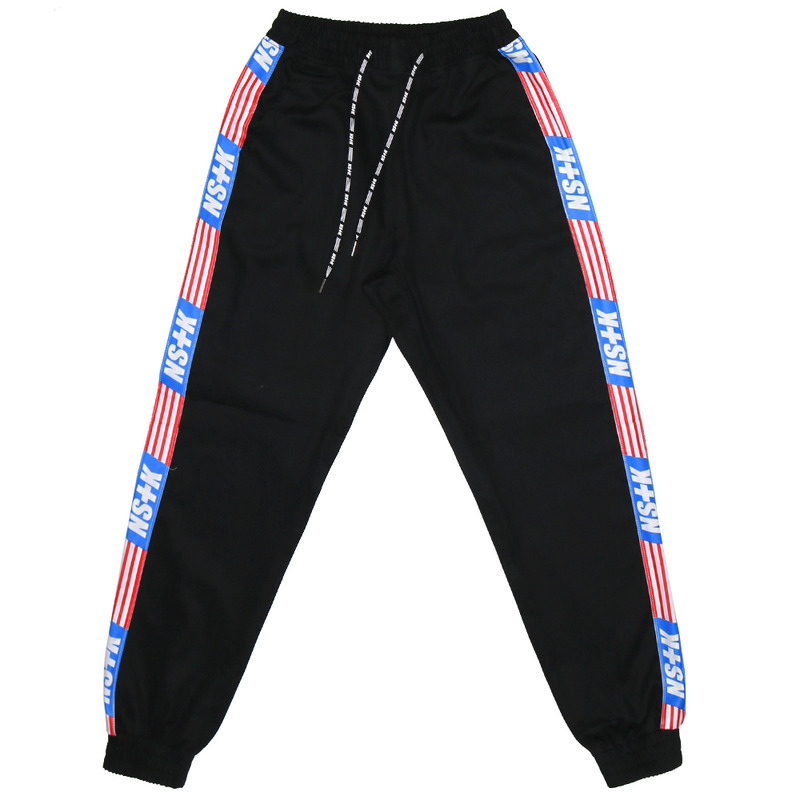 [NSTK] NASTY UNION JOGGER PANTS (BLK)