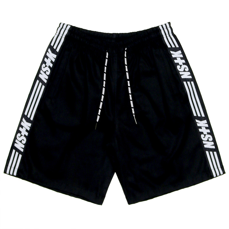 [2018 SUMMER SALE] [NSTK] NSTK LINE SHORTPANTS (BLK)
