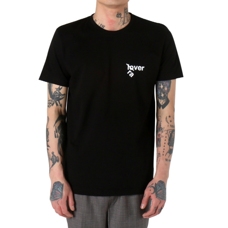 [$ SHOP SALE] [NEIGE] RAVER TEE (BLACK)