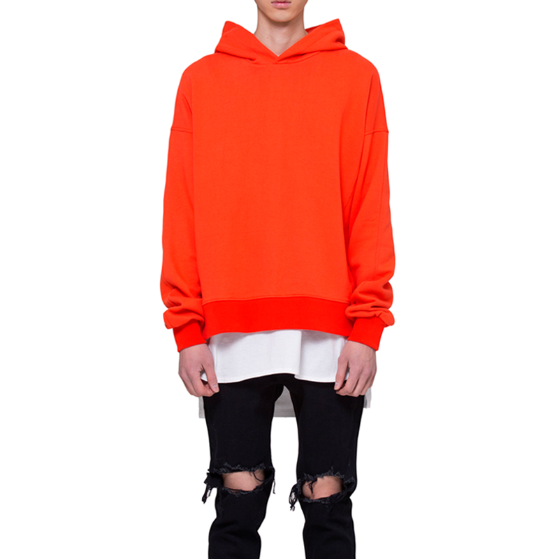 [RCNP] OVERSIZED HOODIE (ORANGE)