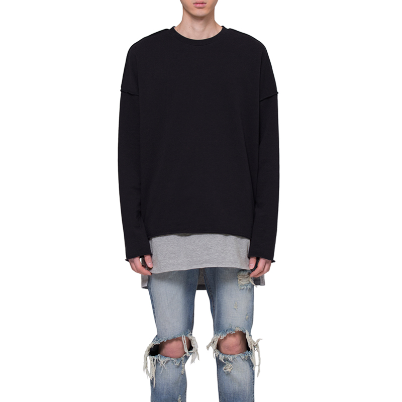 [RCNP] OVERSIZED T-SHIRT (BLACK)