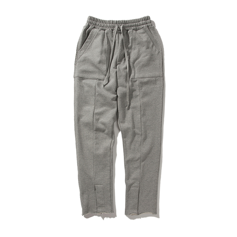 [ANTIMATTER] CUTTING TRAINING PANTS (GRAY)