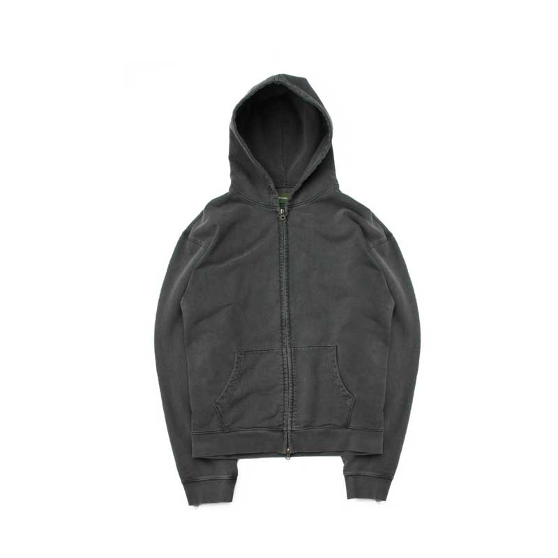 [BEHIND THE SCENES] PISHED HOODIE CHARCOAL