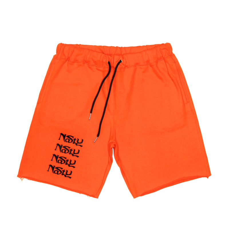 [NYPM] ONEMIC SHORTPANTS (ORANGE)