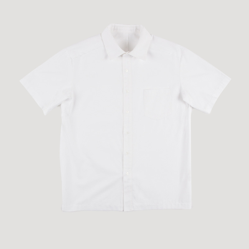 [NOVELLA] CUTTING SHIRT WHITE