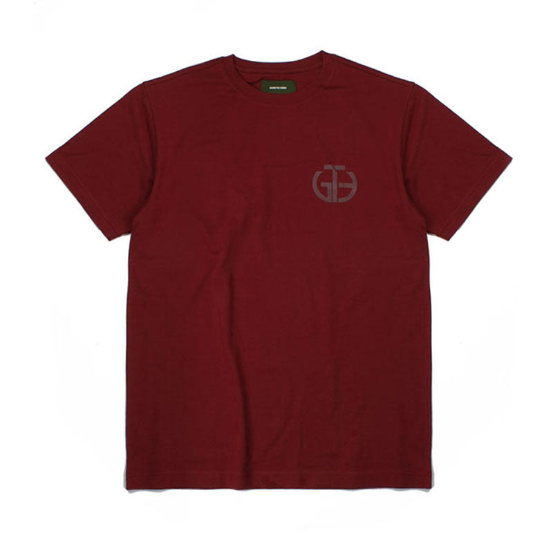 [BEHIND THE SCENES] GTB LOGO TEE ROSE