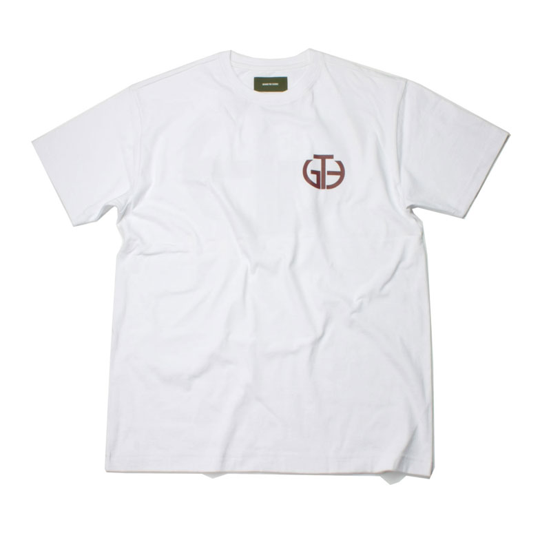 [BEHIND THE SCENES] GTB LOGO TEE WHITE