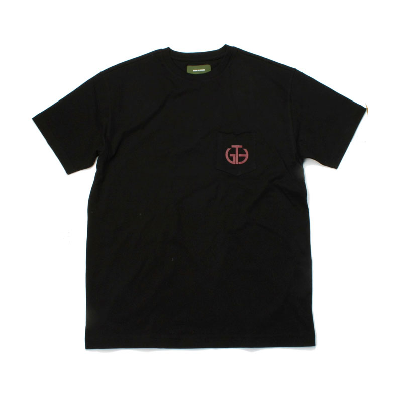 [BEHIND THE SCENES] GTB POCKET LOGO TEE BLACK