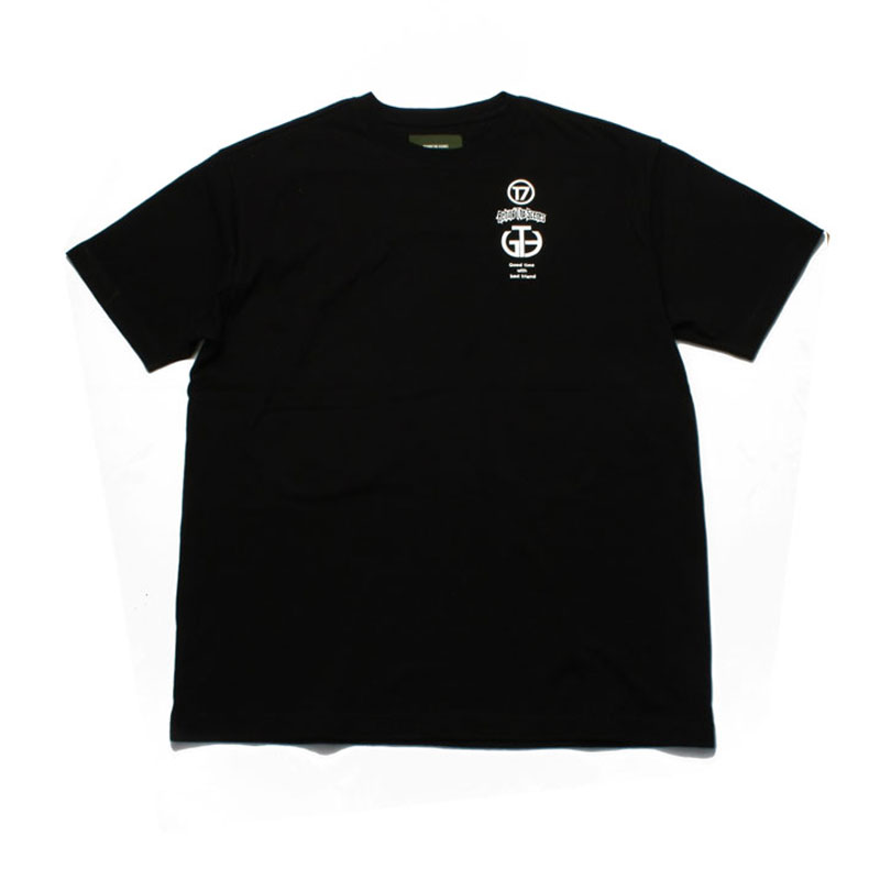 [BEHIND THE SCENES] ACCIDENT TEE BLACK