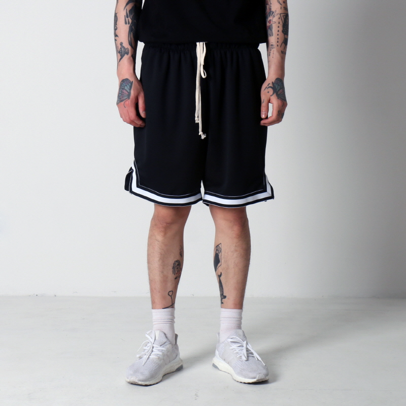 [FINAL SALE] [EPTM] BASKETBALL SHORTS (BLACK)