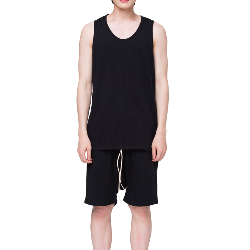 [RCNP] INNER SLEEVELESS NO.2 (BLACK)