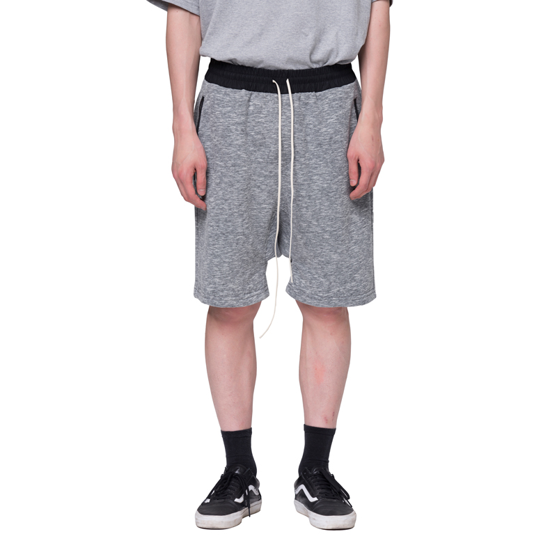 [RCNP] SIDE LINE SHORTS (GRAY)