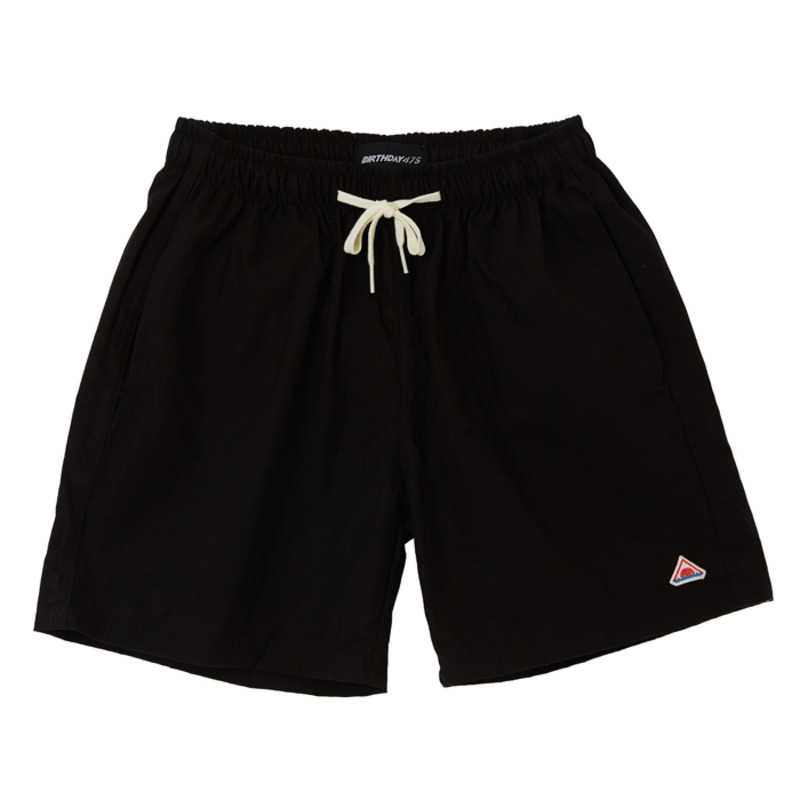 [BIRTHDAY475] 475 BASIC SHORT PANTS (BLACK)