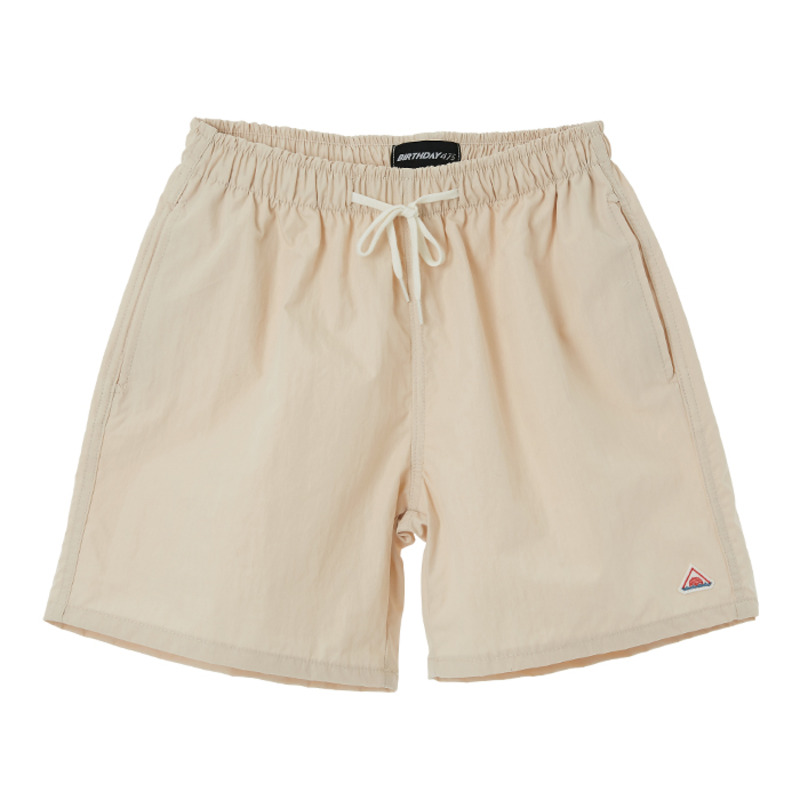 [BIRTHDAY475] 475 BASIC SHORT PANTS (IVORY)