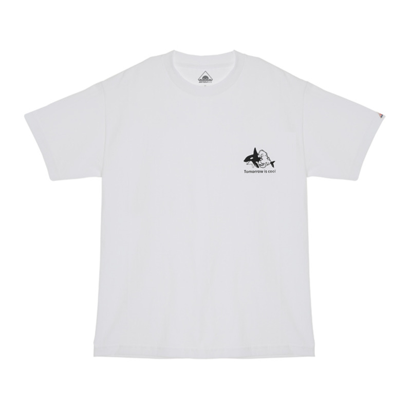 [BIRTHDAY475] 475 YEONTAAN ORCA TEE (WHITE)
