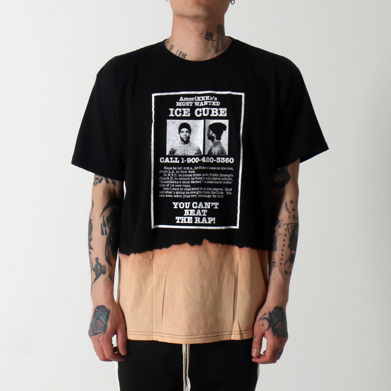[$ SHOP SALE] [VINTAGE WEAR LA] ICE CUBE AMERIKKKAS MOST WANTED TEE