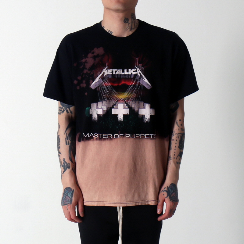 [$ SHOP SALE] [VINTAGE WEAR LA] METALLICA MASTER OF PUPPETS TEE