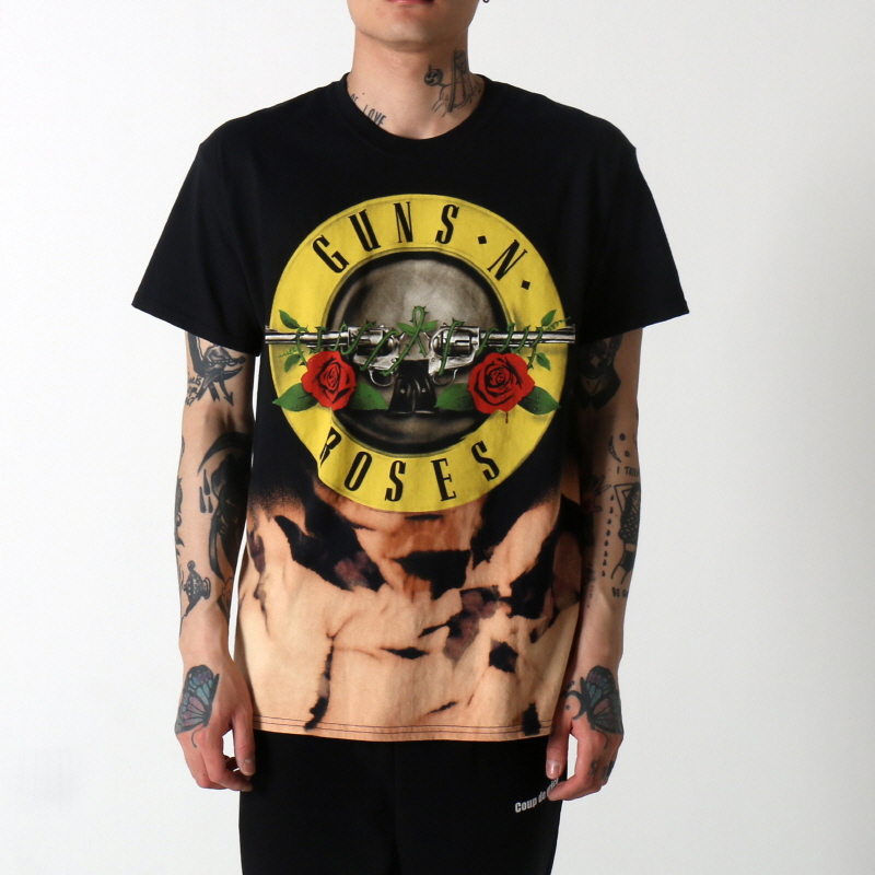[$ SHOP SALE] [VINTAGE WEAR LA] GUNS AND ROSES 'SOLD OUT' TOUR 2016 TEE