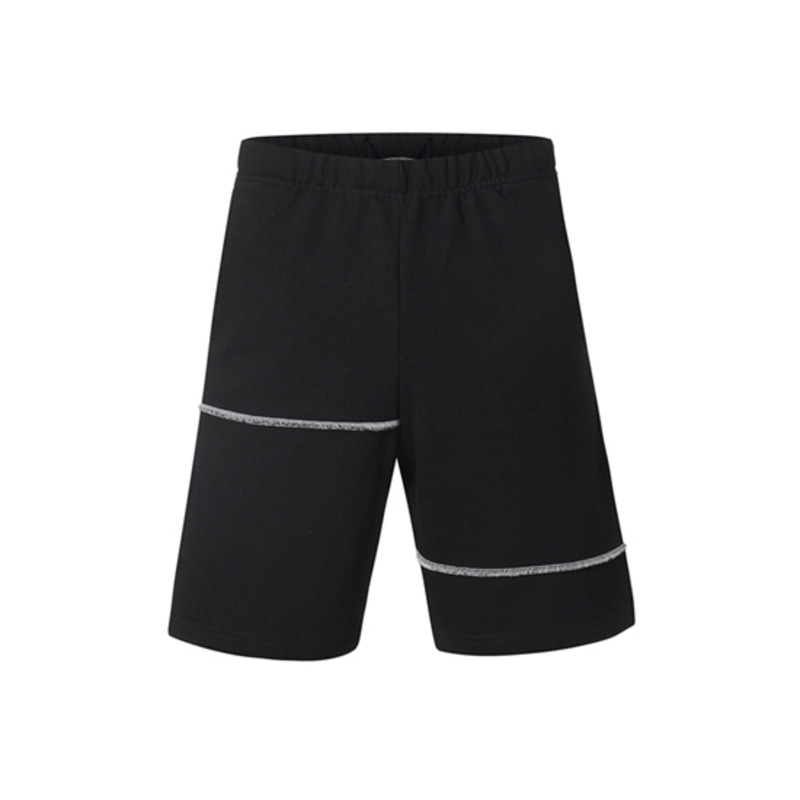 [SAINT SHOW] REVERSIBLE INSIDE OUT SHORT PANTS BW