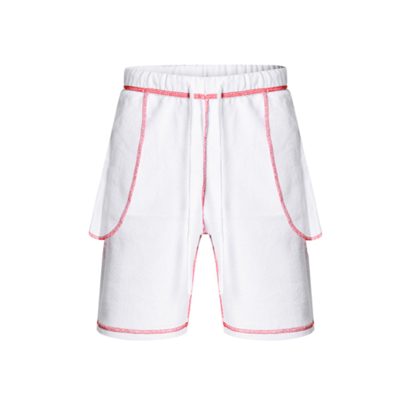 [SAINT SHOW] REVERSIBLE INSIDE OUT SHORT PANTS WR