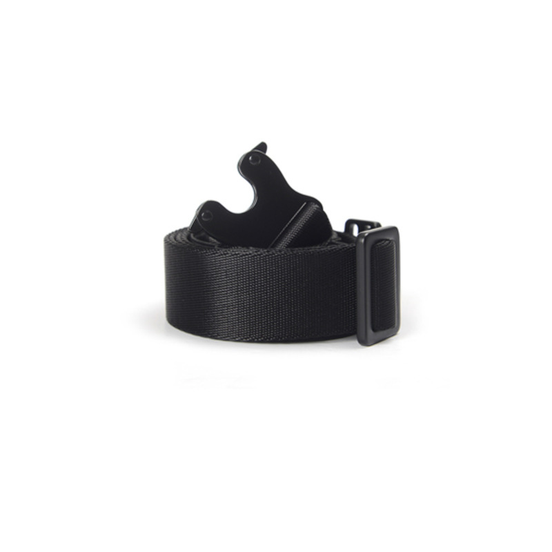 [SAINT SHOW] FBI BLACK ROLLERCOASTER BELT