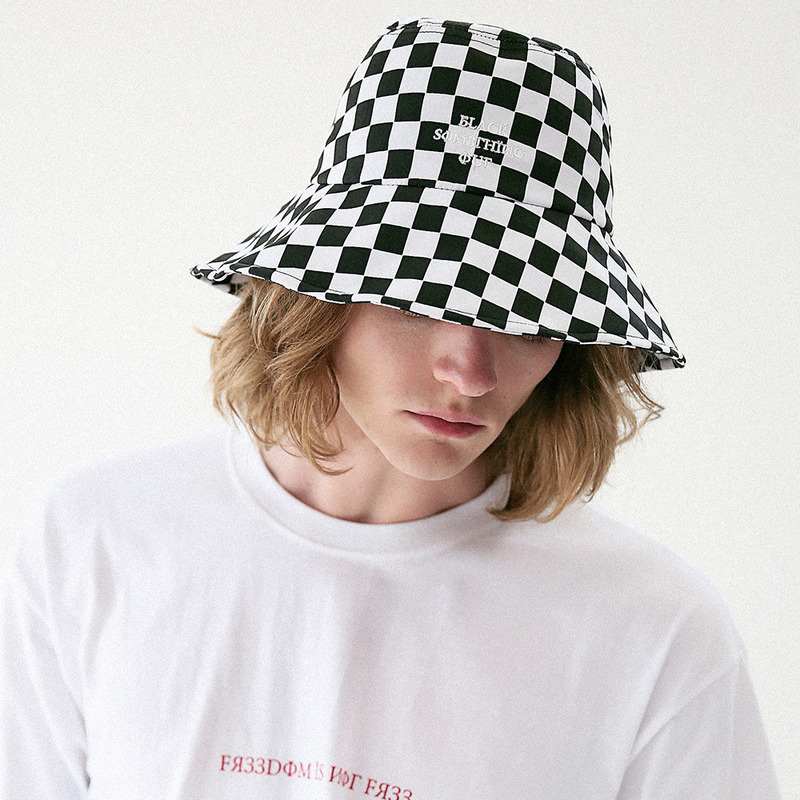 [MASSNOUN] BURIED BUCKET HAT MUVAC001-CK