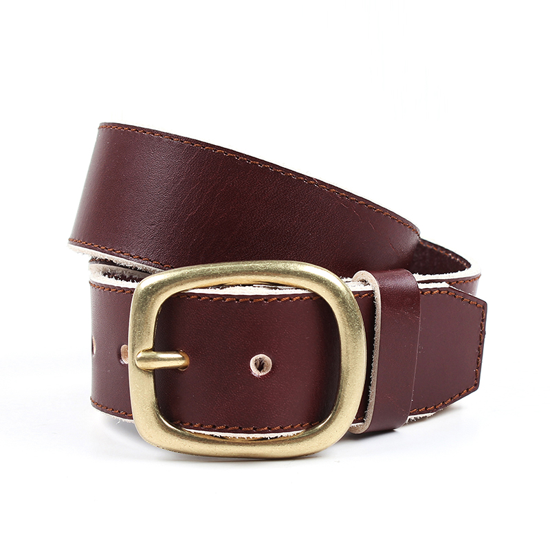 [AGINGCCC] 106# original heavy belt - brown