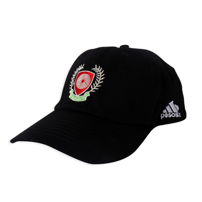 [PESOSX] SEASON 5 AIDS CAP (BLACK)