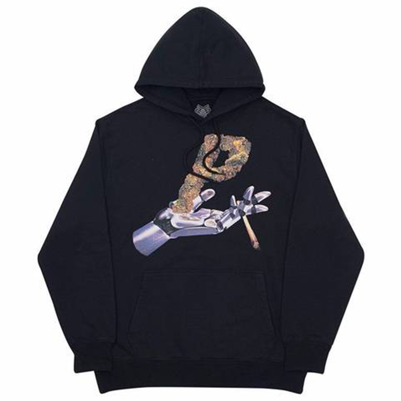 [PALACE] ERGOCHRONIC HOOD (BLACK)