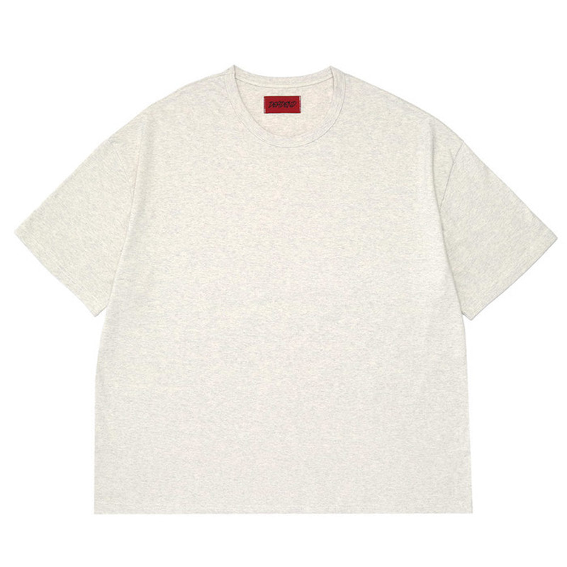 [DEADEND] OATMEAL SHORT SLEEVE