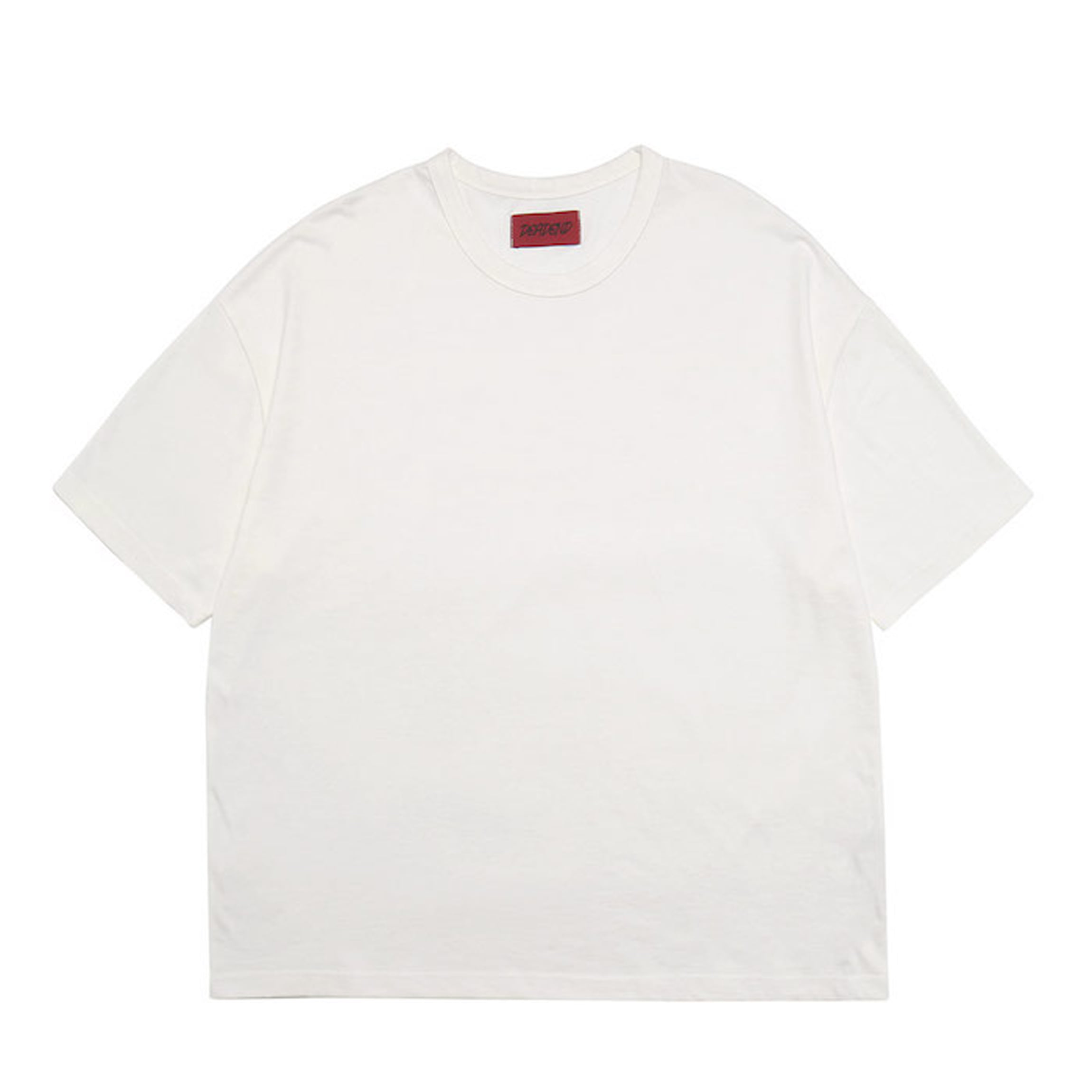 [DEADEND] IVORY SHORT SLEEVE